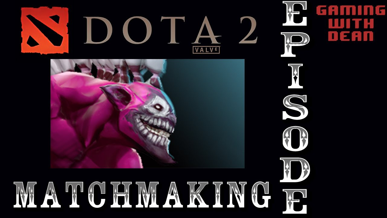 DotA 2 solo matchmaking