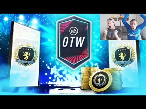 OMG GREAT WALKOUT!! 😱- OUR ELITE 1 SQUAD BATTLES REWARDS + SBC PACKS! FIFA 19 PACK OPENING