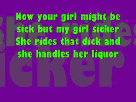 Ludacris - My Chick Bad ft. Nicki Minaj Lyrics