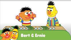 Number Fun with Bert & Ernie | Math for Kids Part-1 | Galli Galli Sim Sim