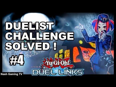 [Solved] YuGiOh Duel Links Quiz - Duelist Challenge 4