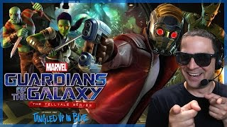 Θάνος Ο Έλληνας! (Guardians Of The Galaxy: The Telltale Series)