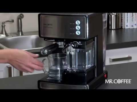 Mr. Coffee® Café Barista - Priming