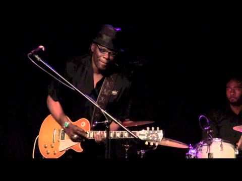 ''T-BONE SHUFFLE'' - JOE LOUIS WALKER BAND,   Feb 2014