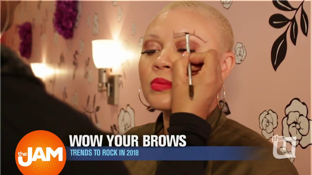 Wow Your Brows Eyebrow Trends To Rock In 2018 Youtube
