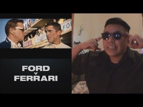 FORD v FERRARI [HD] | Official Trailer #2 Reaction | Christian Bale – Matt Damon – 20th Century FOX