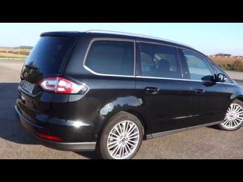 ford galaxy 2016 youtube. Black Bedroom Furniture Sets. Home Design Ideas