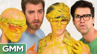 The Mustard Makeover Game