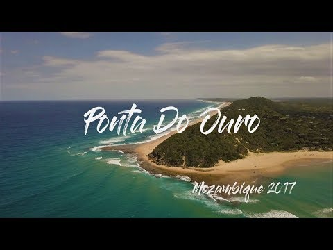 Ponta do Ouro | Mozambique | Mavic Pro | GoPro | 4k