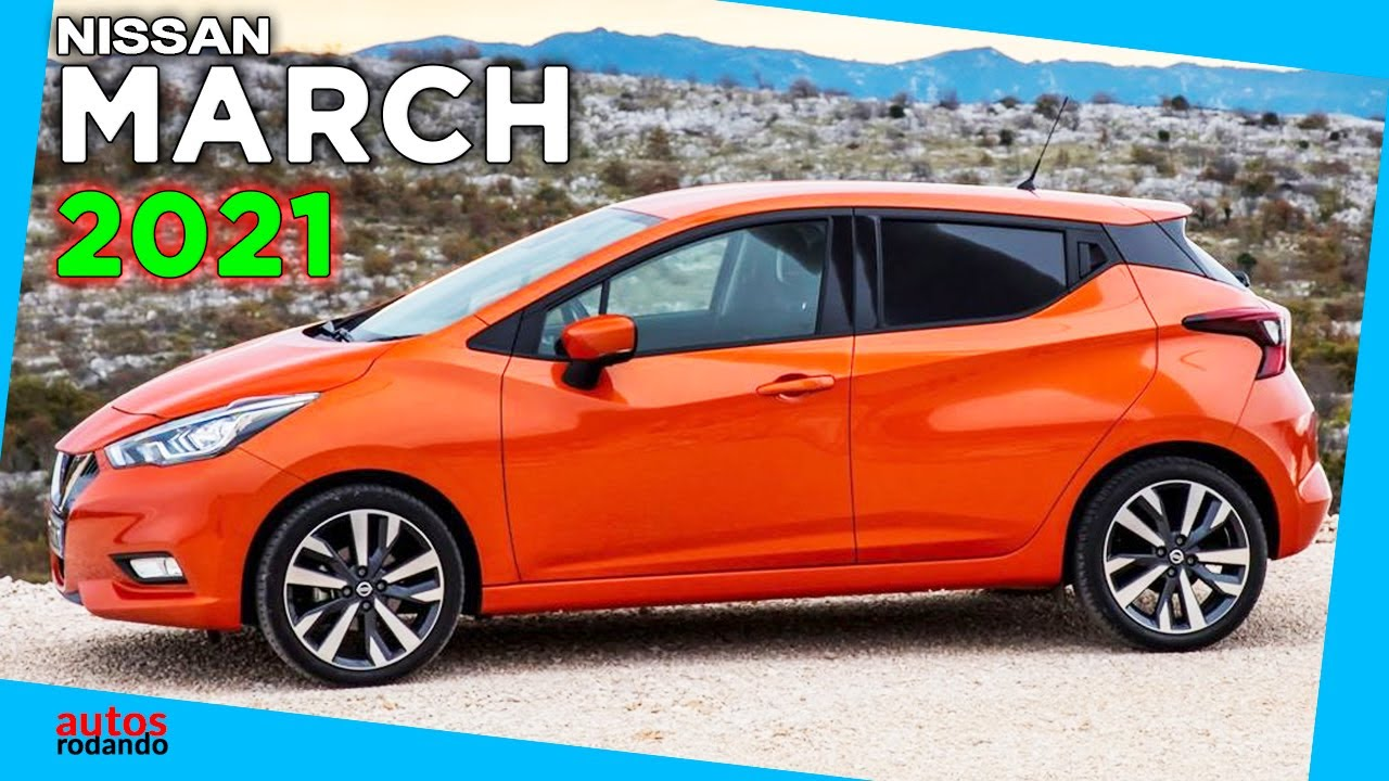 2021 Nissan March Mexico Columbia Picture