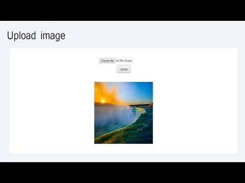 Upload And Display Image In Php