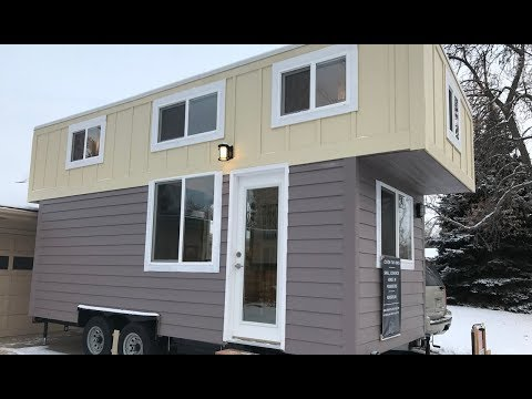 Tiny House With 11 Windows. Natural Light Anyone?