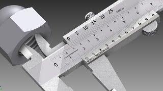 1 EJERCICIOS para calibrador o vernier, pulgadas y milimetros