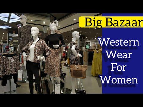 Big Bazaar Western Wear For Ladies || Big Bazaar Trendy Dresses || Today's Offer