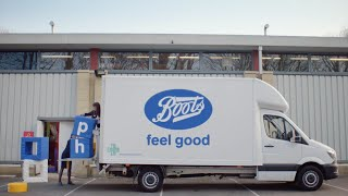 Boots, your feel good specialist TV advert 2016