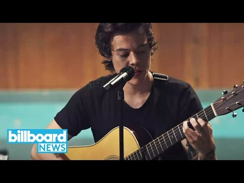 Thumbnail: 'Harry Styles: Behind the Album' Documentary Coming to Apple Music May 15 | Billboard News