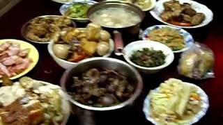 林家大院-除夕圍爐影片(1)-2010.02