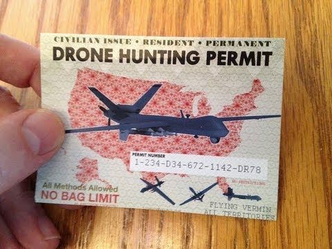 Colorado Town Proposes Drone Hunting License, Bounty