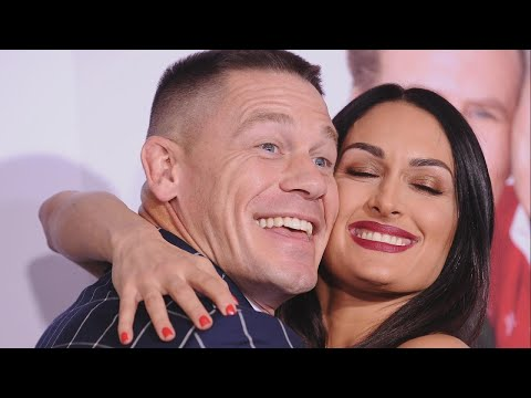 Watch John Cena Promise to Give Nikki Bella a Child!