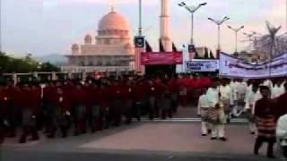 احتفال المولد النبوي الشريف في ماليزيا.flv