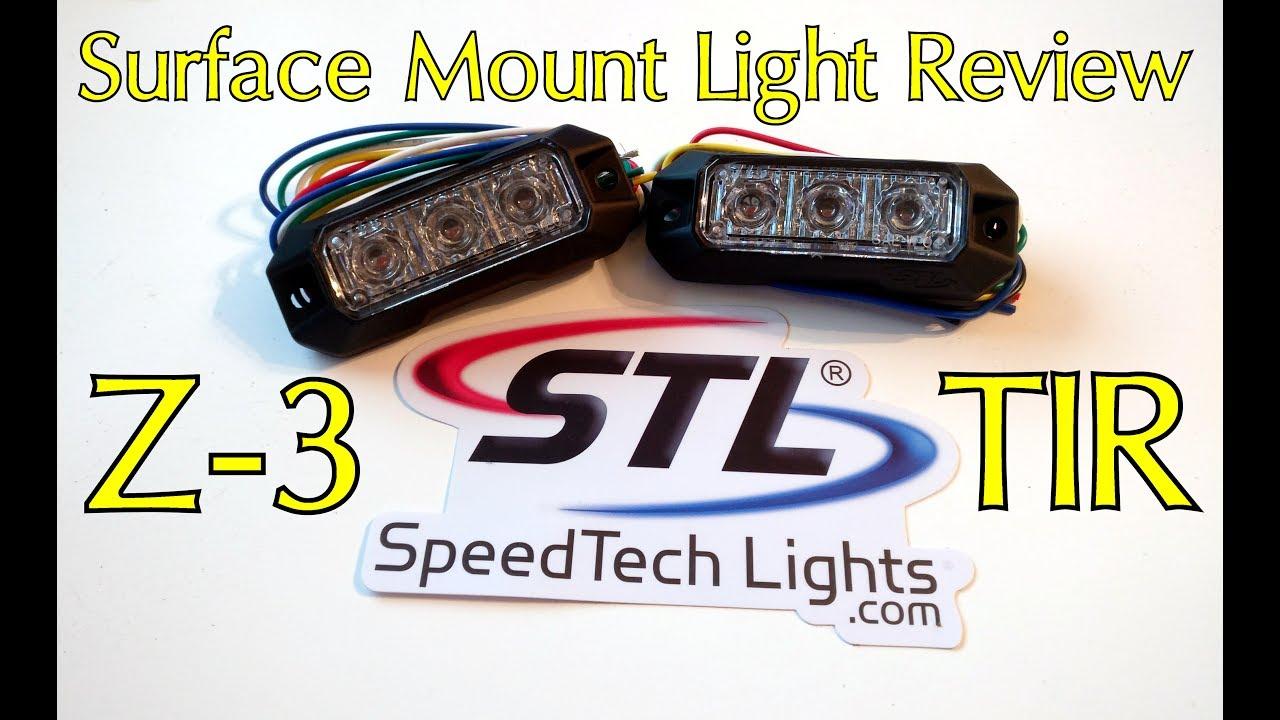 Sd Tech Lights Product Review Stl Z 3 Tir