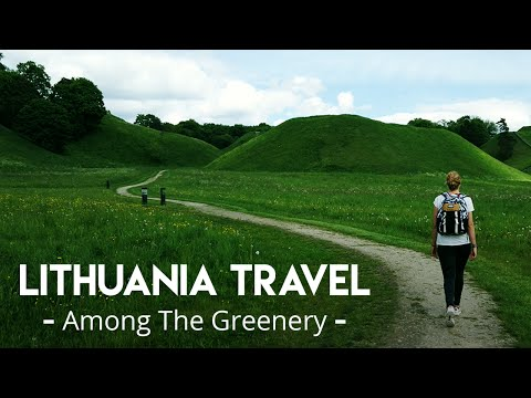 Lithuania Travel - Among The Greenery