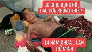 Được MTQ hỗ trợ đến trao tiền mà rơi nước mắt vì căn bệnh qu.á.i á.c hành hạ suốt 14 năm...!