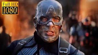 «Мстители, к бою!» Начало Боя против Армии Таноса. Мстители Финал
