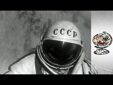 The Golden Age Of Russian Space Travel