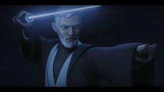 Звездные войны: Повстанцы. Трейлер второй половины третьего сезона