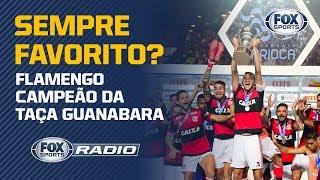 """""""A lógica é o Flamengo ser favorito em todas as competições"""""""