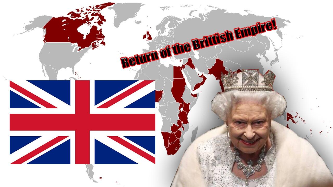 third image of Hoi4 Return Of The British Empire with Hoi4: Return of the British Empire!!! - YouTube