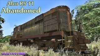 Alco RS 11 Abandoned