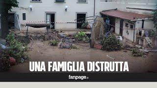 Maltempo Livorno, famiglia annegata in casa: