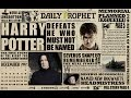 Real  Harry Potter style Newspaper