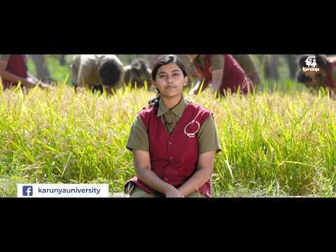 Sowing to Harvest at Karunya
