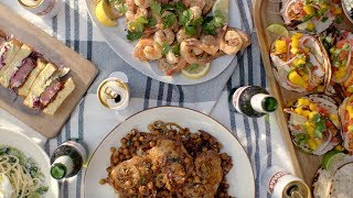 Chef Alison Roman Makes Shrimp Anchovy, Buttered Toast | Tastemade Collaborations