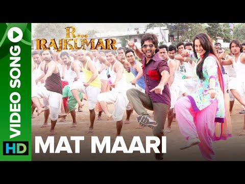 Mat Maari (Full Video Song) | R..ar | Sonakshi Sinha & Shahid Kapoor