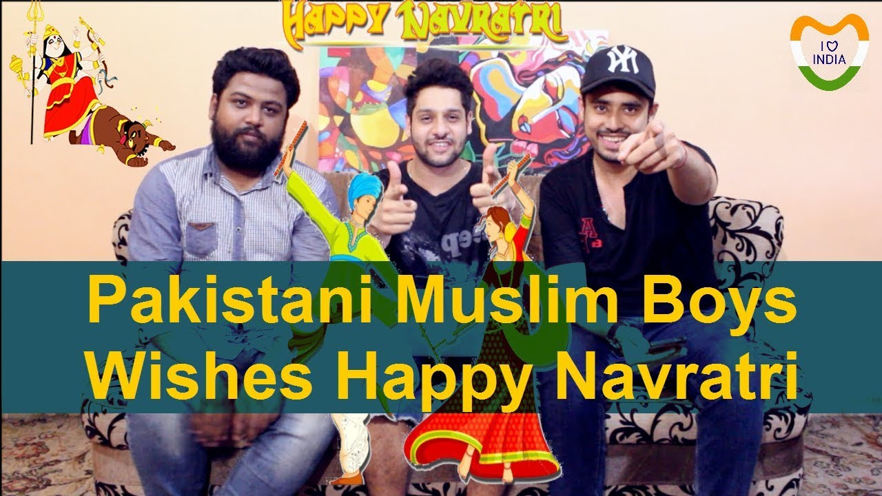 Pakistani Reacts to NAVRATRI 2018 | NAVRATRI CELEBRATION IN GUJARAT | UNITED WAY OF GARBA 2018