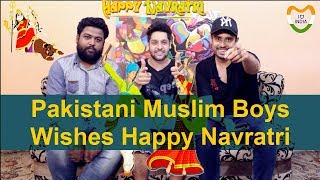 Pakistani Reacts to NAVRATRI 2018 | NAVRATRI CELEBRATION IN GUJARAT | UNITED WAY OF GARBA 2018