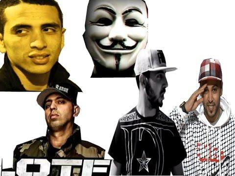 افضل 5 مغني راب في الجزائر