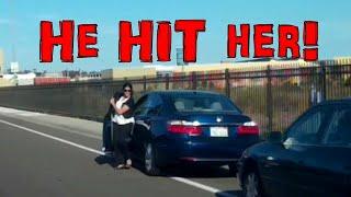 Bad Drivers FAIL Compilation - Episode 41: Line Cutter Causes Crash
