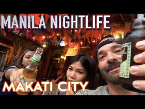 Poblacion Makati Philippines | Manila restaurants bars and Nightlife