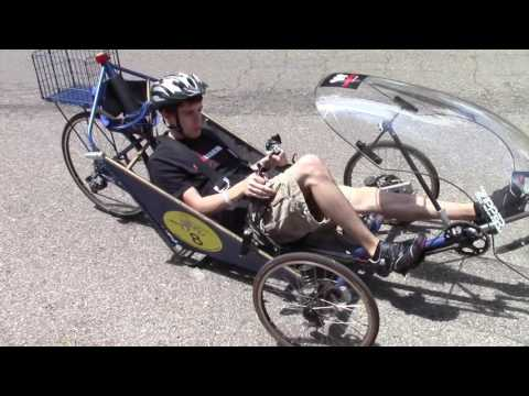 ASME HPVC - American Society of Mechanical Engineers' 2016 Human Powered Vehicle Challenge (East)