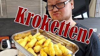Kroketten mit Krokettenkalle! (mit Rezept) | Mori kocht
