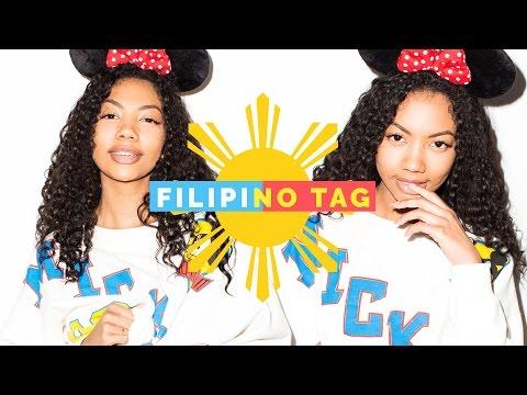 THE FILIPINO TAG | Asia Jackson