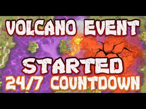 Fortnite Cube Countdown Loot Lake Volcano Event Timer Season