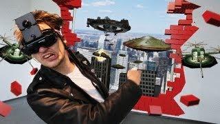 Cutting edge VR/AR back in 2011