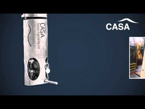 CASA Subsea Engineering Ltd - Internal Caisson Inspection tool