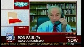 Ron Paul - Fox News, 04/12/10